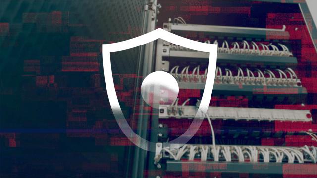 Proteja la red y los servidores