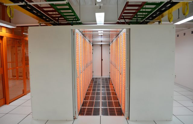 Segundo Data Center HostDime Brasil