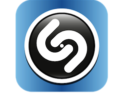 Shazam para dispositivo movil