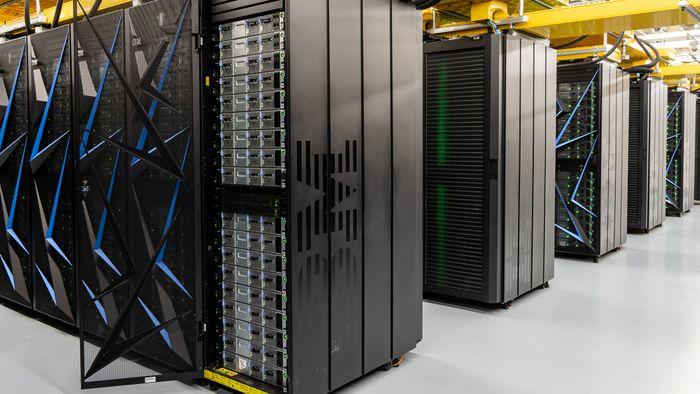 Summit u OLCF-4, Supercomputadora