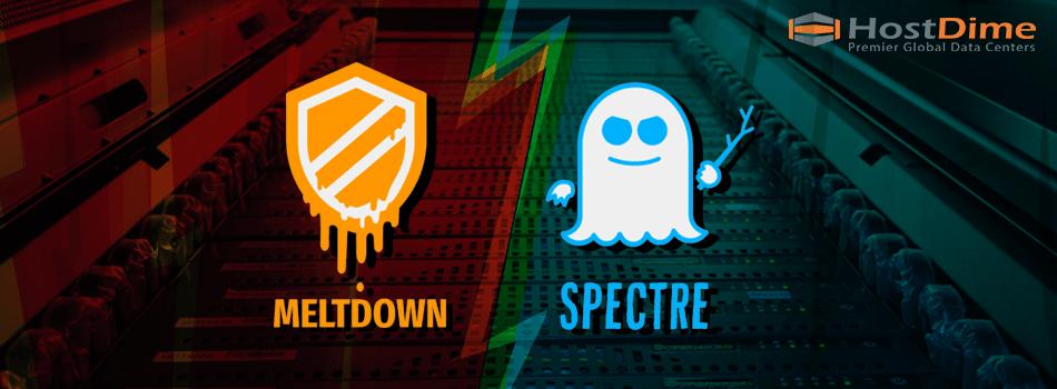 """Vulnerabilidades """"Meltdown"""" y """"Spectre"""" afectan a los servidores web"""