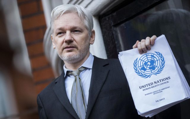WikiLeaks-Julian Assange-Blog HostDime Colombia