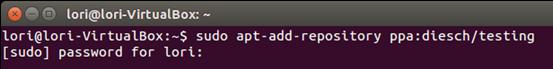 añadiendo archivo ppa ubuntu