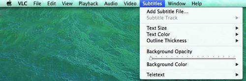 añadir subtitulos a video en VLC
