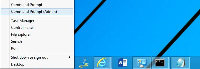 abrir cmd en windows