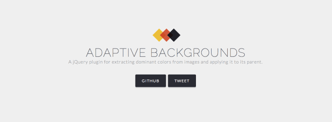 BackGrounds Adaptables Con AdaptiveBackgrounds.Js