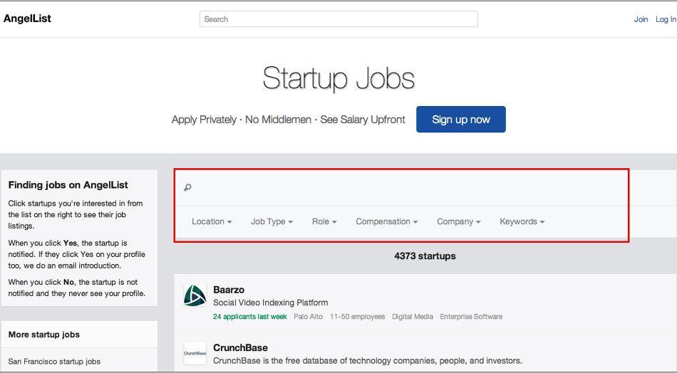 angellist startup