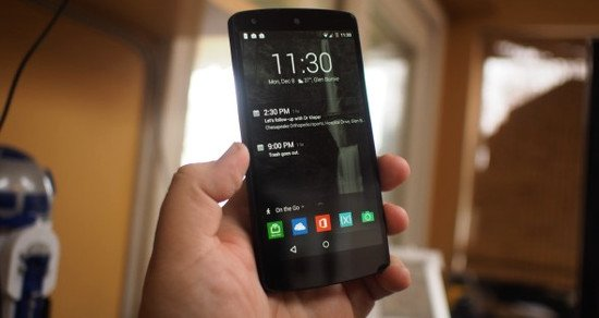 aplicacion microsoft en android