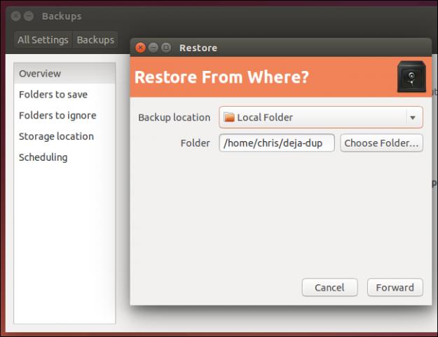 aplicacion para restaurar archivos