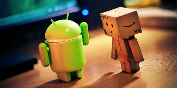 aplicaciones android en amazon