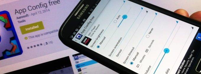 Configura Individualmente Cada Aplicacion Con App Config En Android