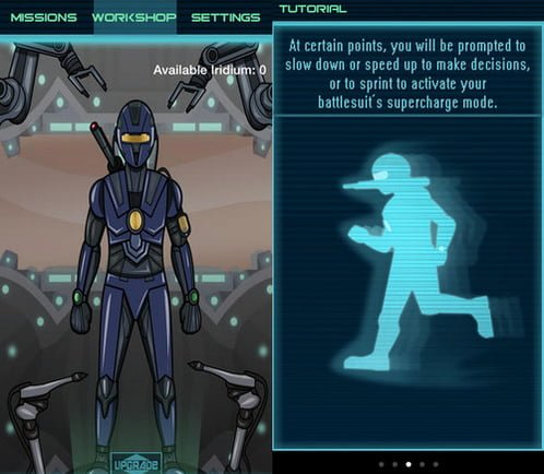 battlesuit-runner-fitness aplicacion corredores iphone