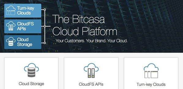 bitcasa proveedor cloud