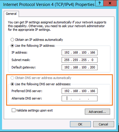 cambiar dns en windows