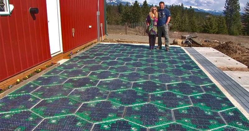 caminos solares energia