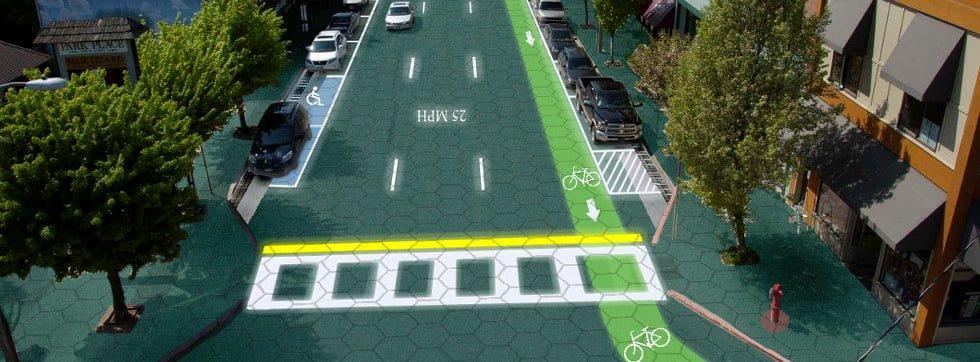 Carreteras Solares: Mas Allá De La Ficción