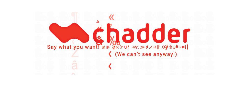 Chadder, Una Nueva Aplicacion De Mensajeria Privada Cifrada