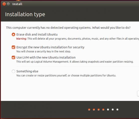 cifrado de datos en linux