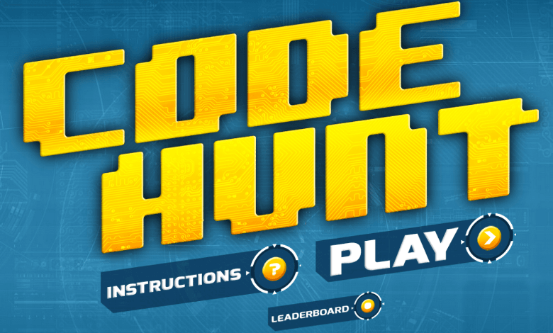 code hunt aprender a programar