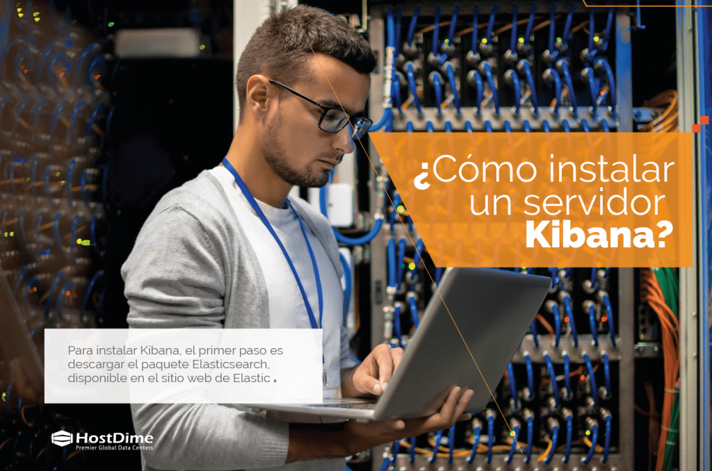 como instalar un servidor kibana 01 min
