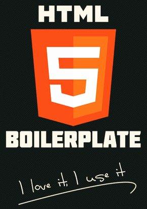 como usar html5 boilerplate