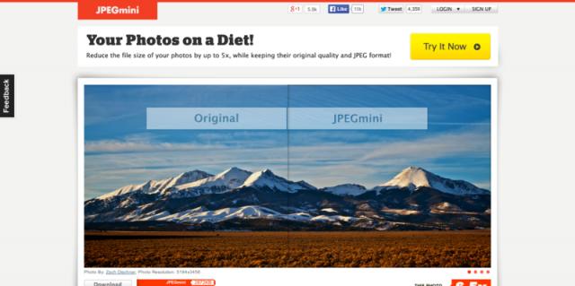 compresor de imagen jpeg diseñador y desarrollador