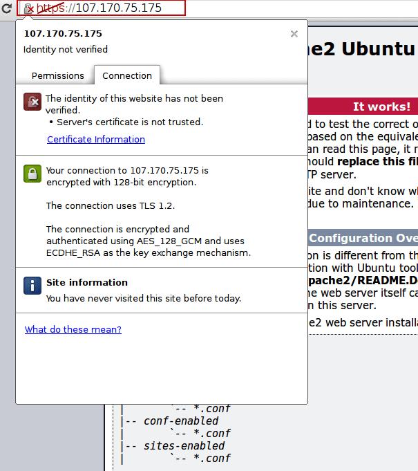 comprobacion encriptacion ssl