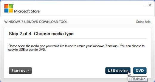 crear instalador de windows 7 booteable