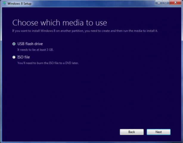 crear usb booteable clave de producto windows 8