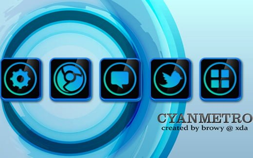 cyanmetro Android