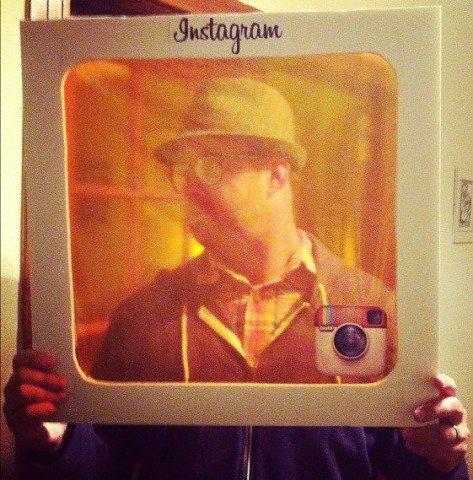disfraz instagram