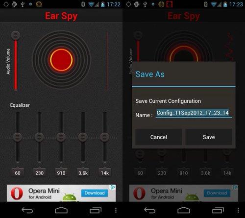 ear spy usar microfono android para escuchar conversaciones