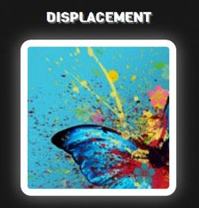 efecto displacement