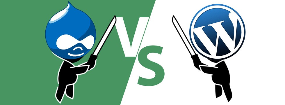 Drupal VS WordPress, La Mejor Elección CMS Para Tu Sitio Web
