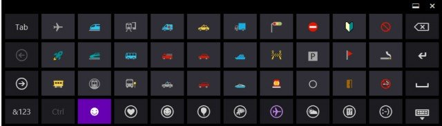 emoji de windows