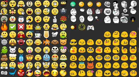 emoticones whatsapp plus