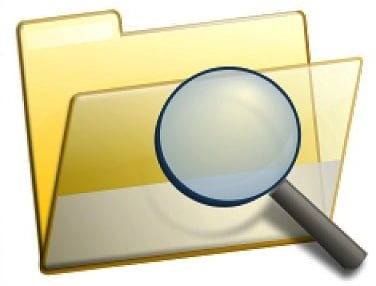 encontrar archivos en windows