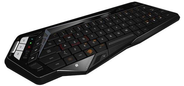 funcionalidad teclado inalambrico