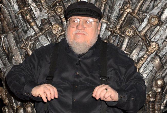 george rr martin juego de tronos