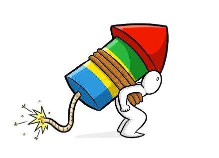 google chrome velocidad