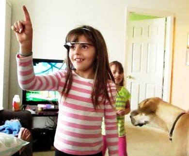 google glass para niños