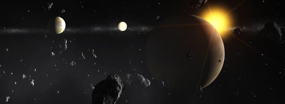 Vuela Por Todos Los Exoplanetas Conocidos En 60 Segundos