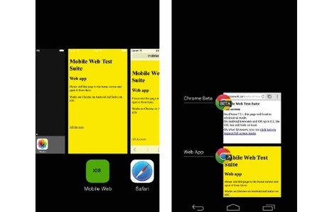 iconos webapp en home
