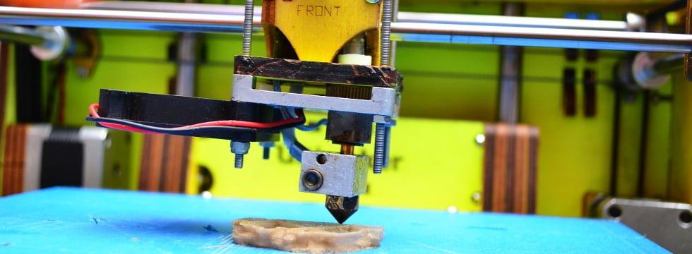 Hombre Construye Impresora 3D Por Menos de $150 USD