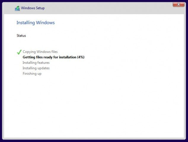 instalacion windows 10 en virtual box