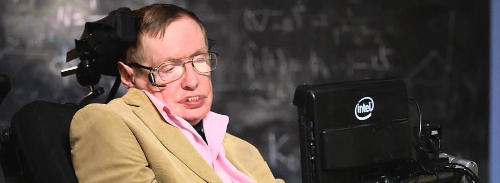 Stephen Hawking Recibe Una Actualización De Tecnología De Intel