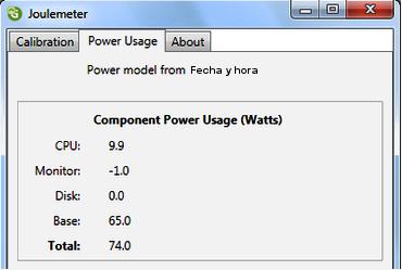 joulemeter medir consumo energia electrica pc