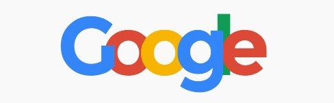 logo de google con css