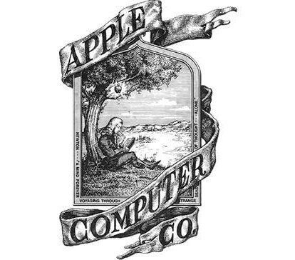 logo original apple