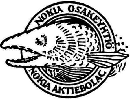 logo original nokia